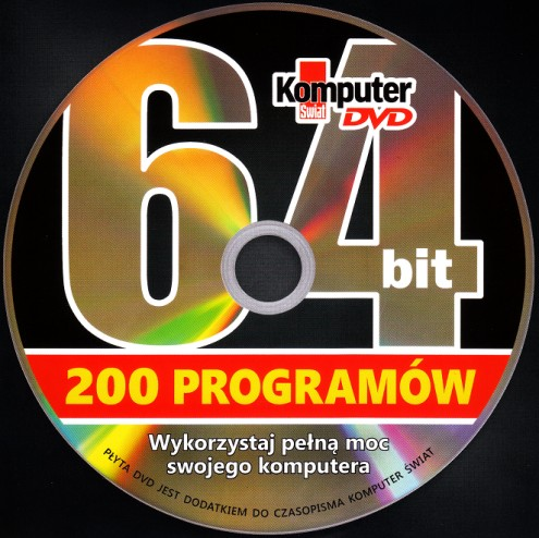 Komputer �wiat - 200 program�w 64-bit (2015)