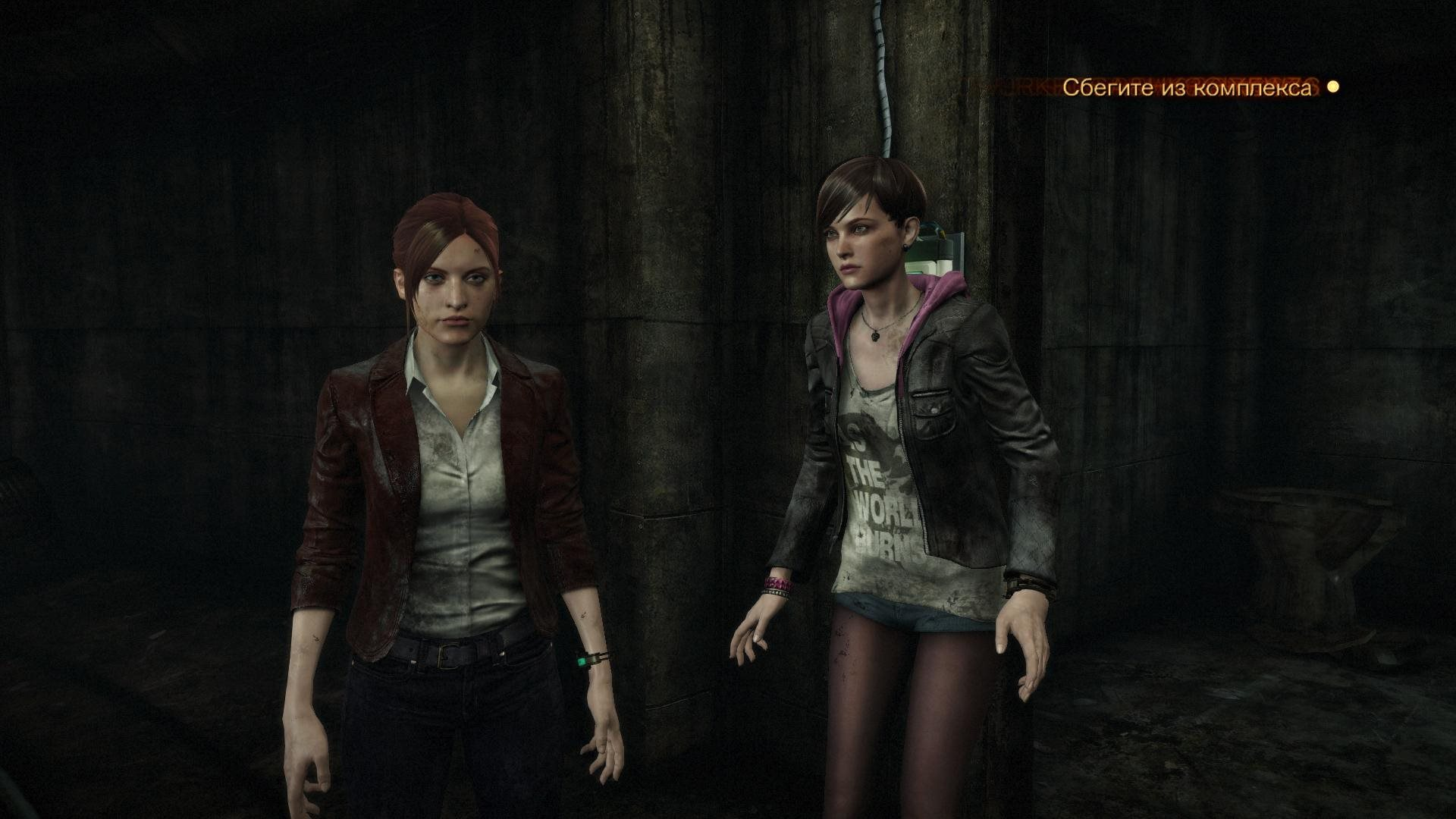 Resident Evil Revelations 2: Episode 1-2 (Capcom) (RUS|ENG) [RePack]  [2015] [Action]