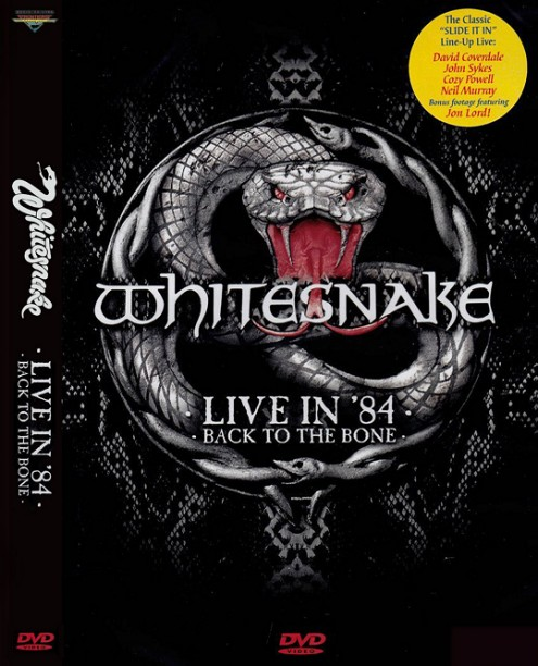 Whitesnake - Live In 1984 - Back To The Bone (2014) DVD5