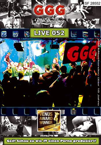GGG - Live 052 - German Goo Girls (HD/2015)