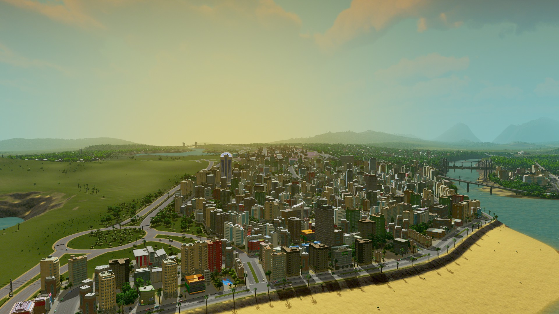 Cities: Skylines (Focus Home Interactive) (RUS|ENG|MULTi7) [L]  [2015] [Real-Time Strategy(RTS)]