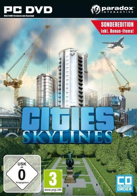 Cities Skylines Deluxe Edition MULTi7 – RFT