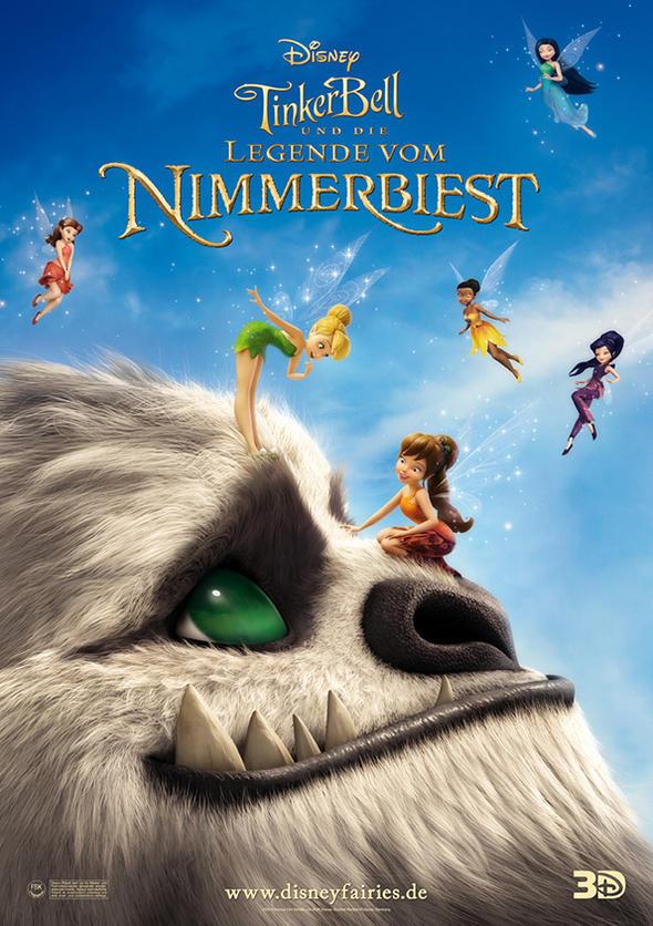 Jscy3doo in Tinkerbell und die Legende vom Nimmerbiest 3D H.OU D.D.5.1 Shiza