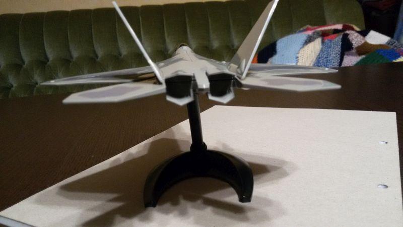 Airfix J6005- Quick Build F22 Raptor- LEGO von Airfix! Hzlxfhcd