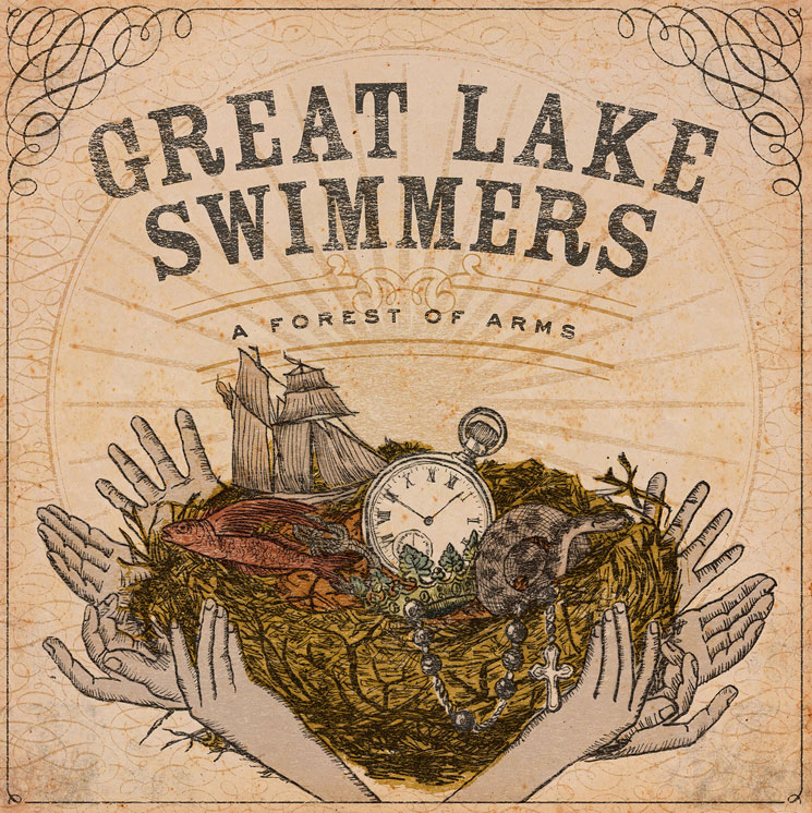 Great Lake Swimmers – A Forest Of Arms (2015) WEB FLAC