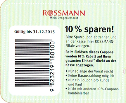 Coupon gratis produkte