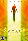 Advent Rising Deutsche  Texte, Untertitel Cover