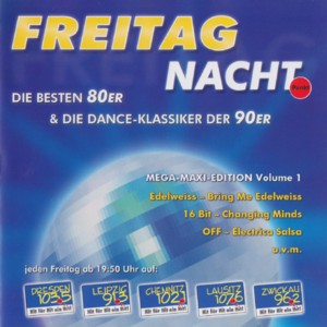 Freitag Nacht - Vol. 1 (FLAC)