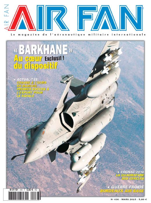 Air Fan Magazine No.436 – Mars 2015