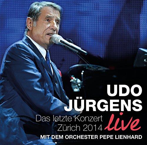 Udo J¬rgens - Das letzte Konzert - Z¬rich 2014 (2015)