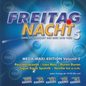 Freitag Nacht - Vol. 5 (FLAC)