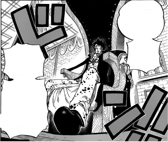 One Piece Kapitel 781: Der langersehnte Wunsch - Seite 3 Piffiq88
