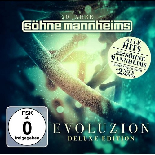 S¦hne Mannheims - Evoluzion - Best Of (Deluxe Edition) (2 CD) (2015)