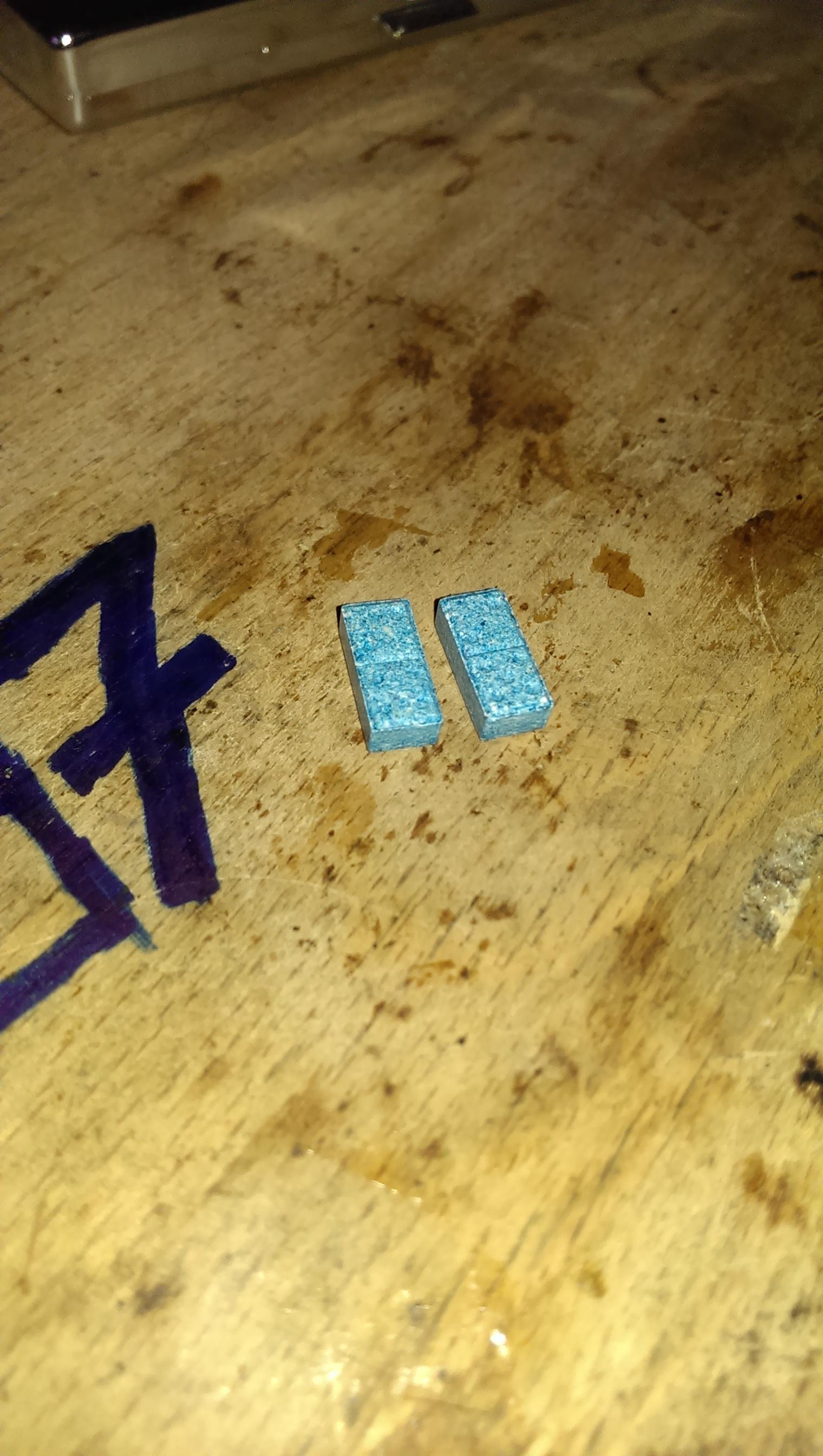 Are blaue diamanten extasy the
