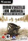 Brothers in Arms: Earned in Blood Deutsche  Texte, Untertitel, Stimmen / Sprachausgabe Cover