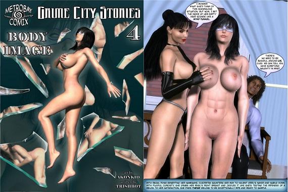 Metrobay - Grime City Stories – Body Image 1-16