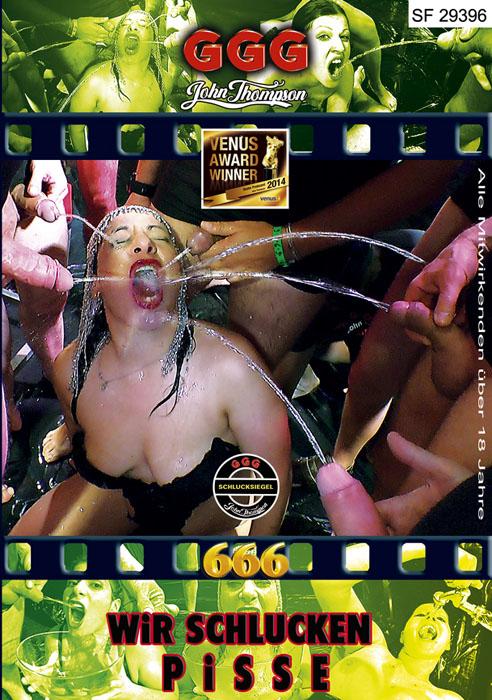 GGG - 666 - We Swallow Piss! 720p WebRiP MP4 (2015)