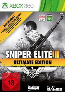 Sniper Elite 3 Ultimate Edition XboX360 RF – P2P