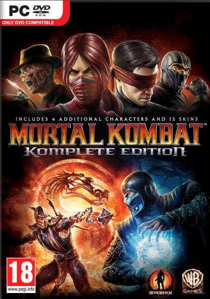 Mortal Kombat Komplete Edition – FLT