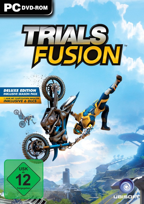 Trials Fusion Deluxe Edition MULTi7 – RFT