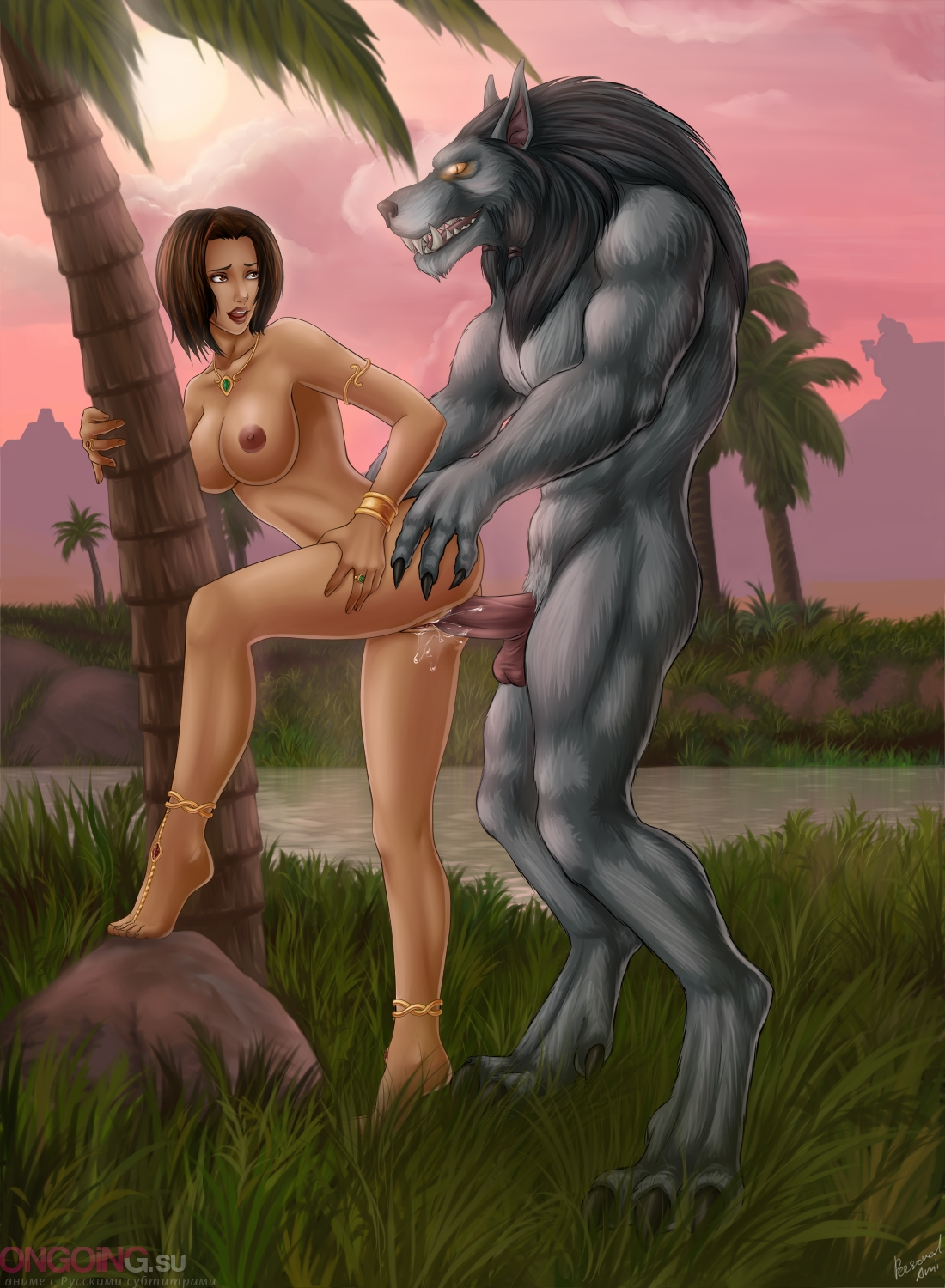 Lycan female sex video pron cartoon super lovers