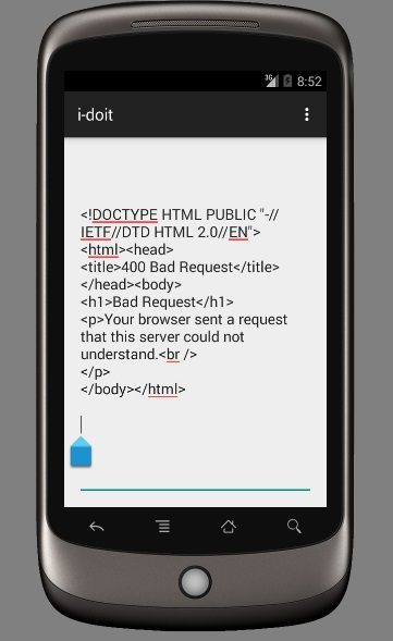 Android App Entwicklung idoit | i-doit Community