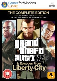 Grand Theft Auto IV Complete Edition – R2P