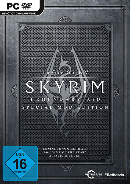 The Elder ScrollsV Skyrim Legendary AiO Special Mod Edition – FLR