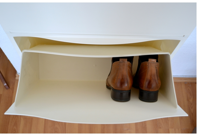 Ikea Godmorgon Tall Cabinet ~   Details zu IKEA 3 x TRONES Schuhregal Aufbewahrung Schuhschrank weiss