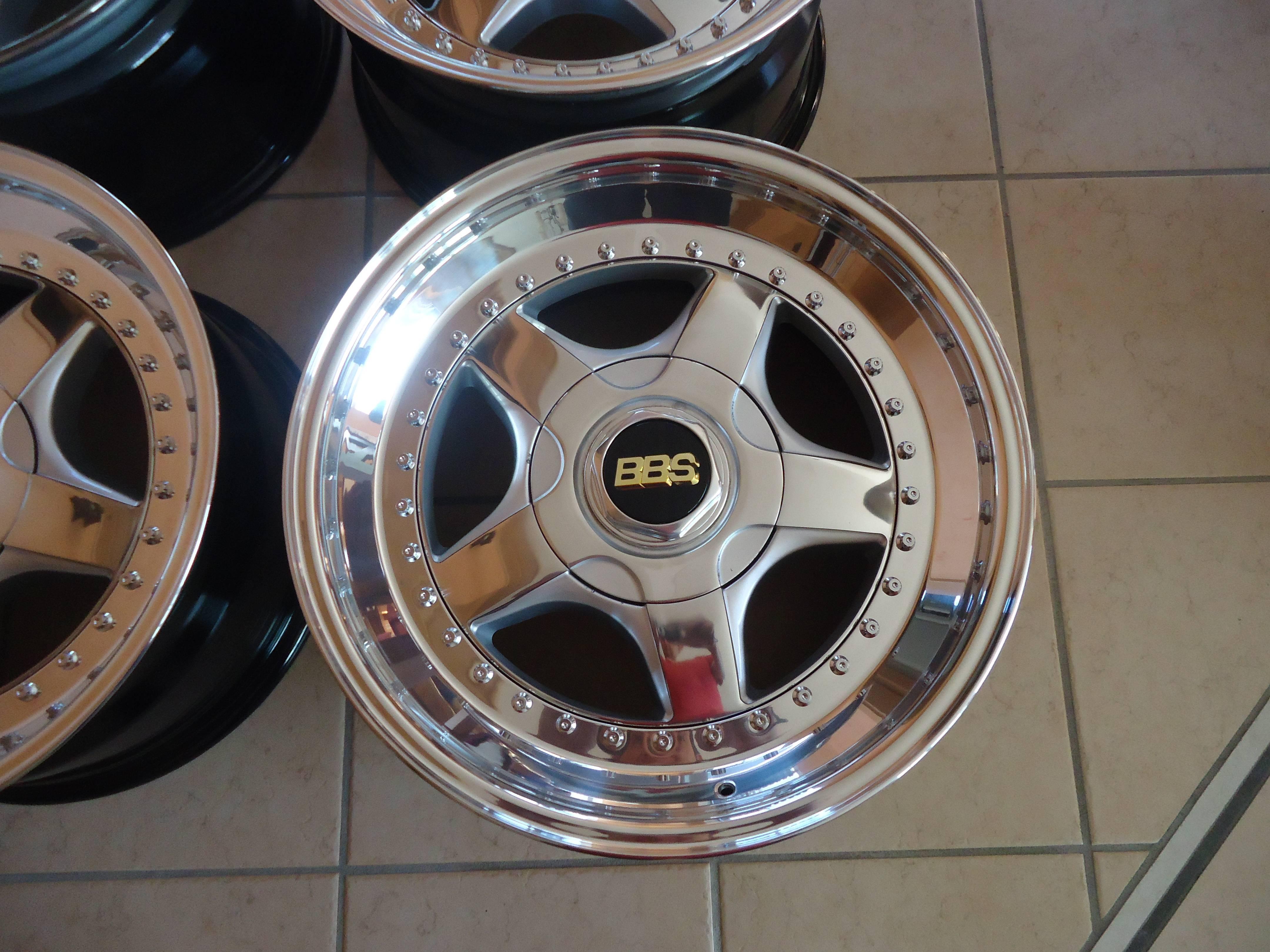 Wheel Details - Road Wheels - BBS USA