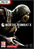 Mortal Kombat X Deutsche  Texte, Untertitel, Menüs, Videos, Stimmen / Sprachausgabe Cover