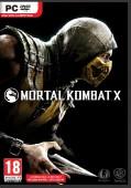 Mortal Kombat X Deutsche  Texte, Untertitel, Menüs Cover