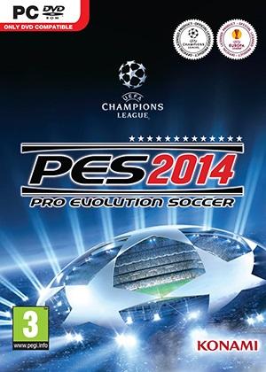 Pro Evolution Soccer 2014 Deutsche  Texte, Untertitel, Menüs, Videos, Stimmen / Sprachausgabe Cover