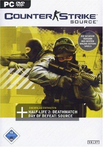 Counter Strike: Source Deutsche  Texte Cover