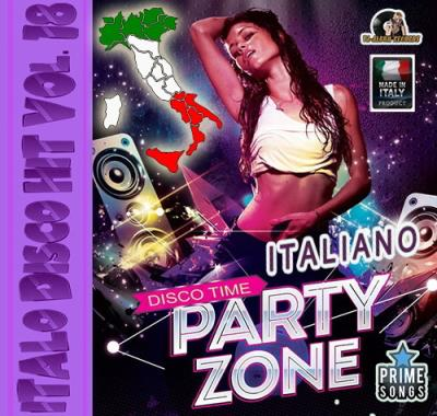 Italiano Hit Disco Time vol 18 (2015)