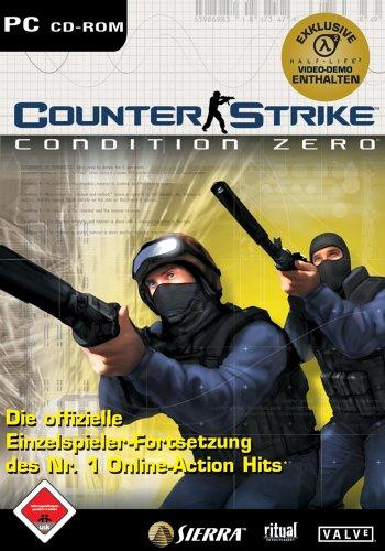 Counter Strike: Condition Zero Deutsche  Texte Cover
