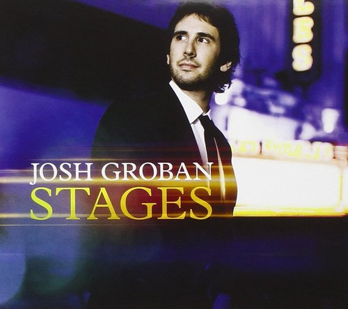 Josh Groban - Stages (Deluxe Edition) (2015)