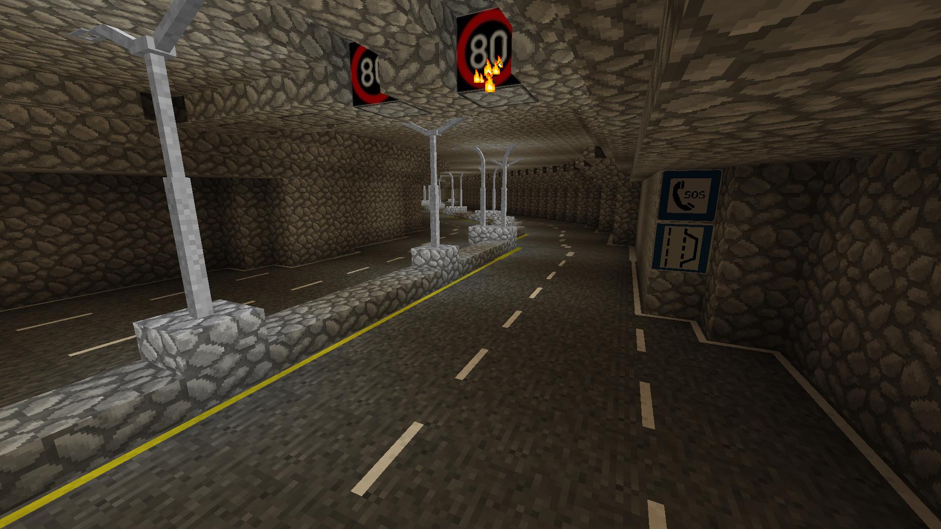 Minecraft Round Building