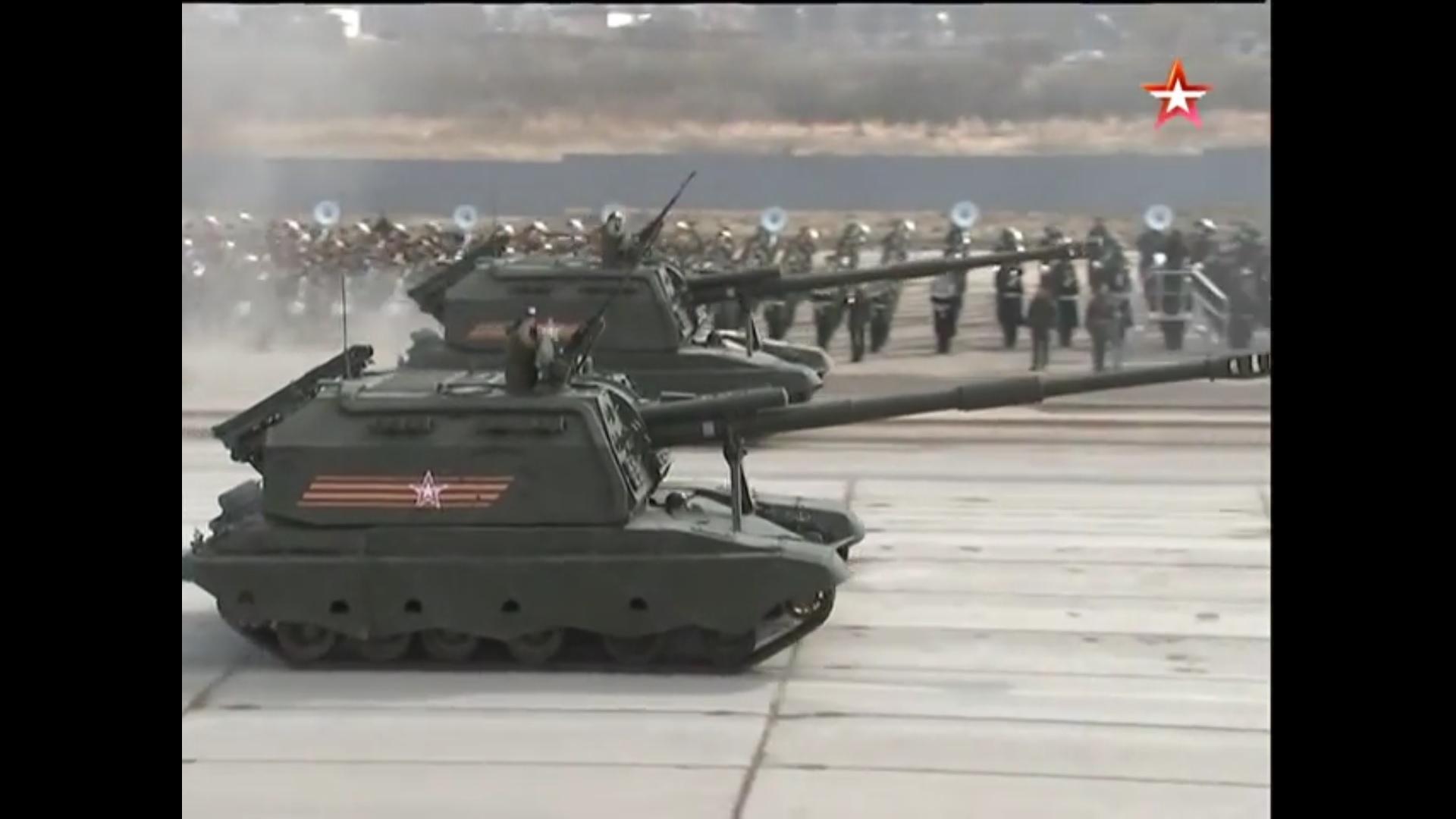 2S35 Koalitsiya-SV 152mm - Page 9 Qe2uenu7