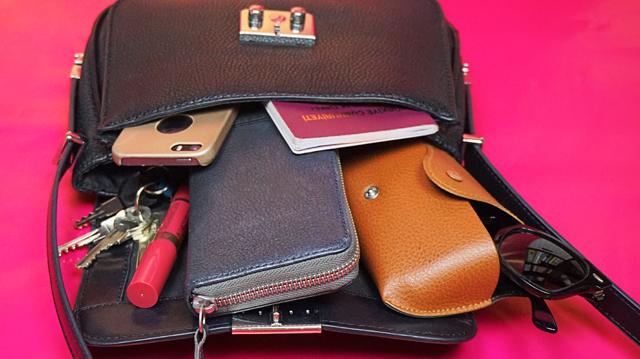 Was in meiner Tasche ist