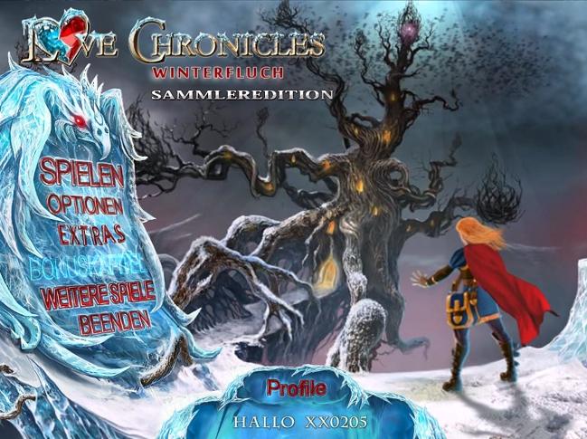 Love Chronicles 4: Winterfluch Sammleredition [Deutsch]