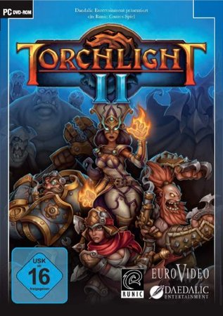 Torchlight II Linux – ACTiVATED