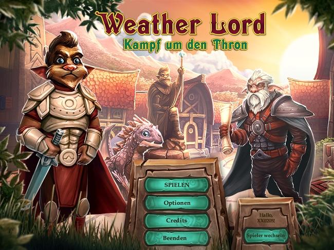 Herr des Wetters 4: Kampf um den Thron [DE]