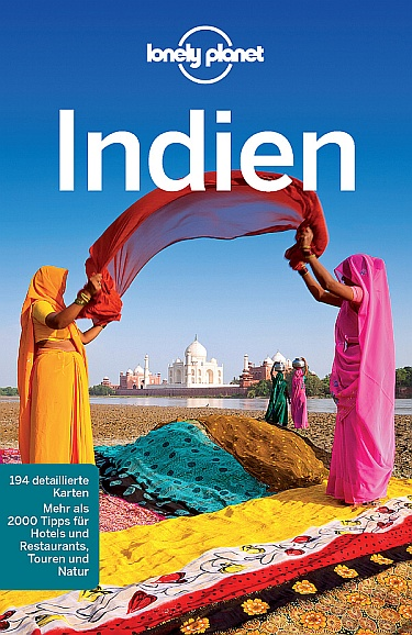 Reisehandbuch - Lonely Planet - Indien