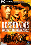 Desperados: Wanted Dead or Alive Deutsche  Texte, Untertitel, Stimmen / Sprachausgabe Cover
