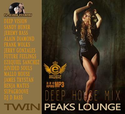 Twin Peaks Longe Deep House Mix (2015)