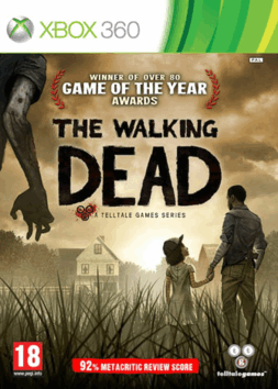 The Walking Dead Game of the Year Edition RF XBOX360 – P2P