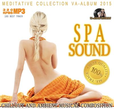 Chillout And Ambient SPA Sound (2015)
