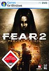 F.E.A.R. 2 - Project Origin Deutsche  Texte, Stimmen / Sprachausgabe Cover