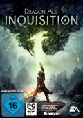 Dragon Age Inquisition Deutsche  Texte, Untertitel, Menüs, Videos, Stimmen / Sprachausgabe Cover